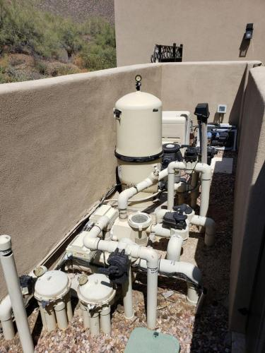 complex filter system
